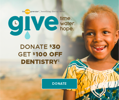 Donate $30, Get $100 Off Dentistry - Prescott Modern Dentistry and Orthodontics